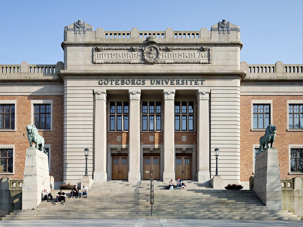 Göteborgs högskola  Torulf & Hahr