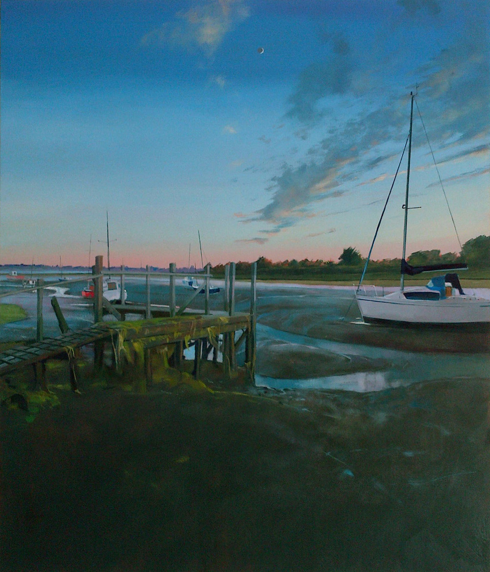 Holbrook 1 oil on canvas