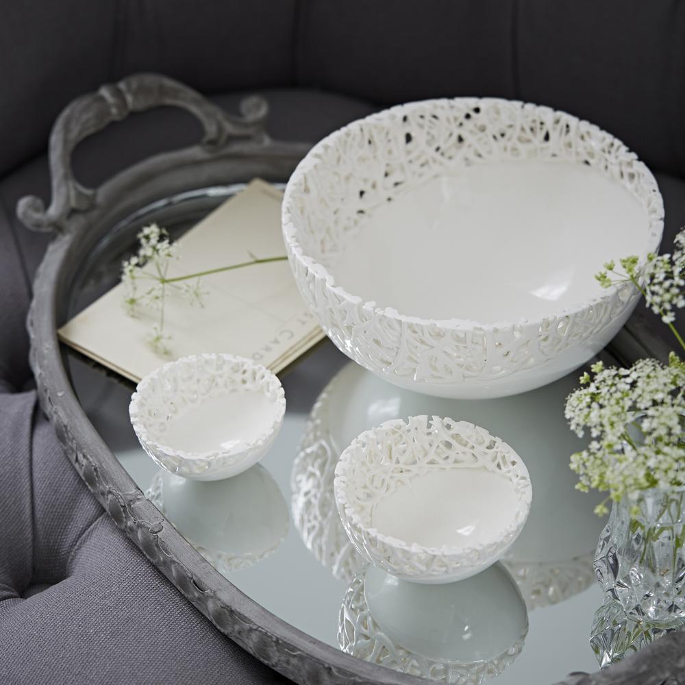 Tangled Fragment Bowls   ceramic