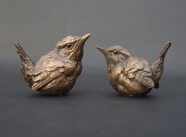 Wrens  bronze resin