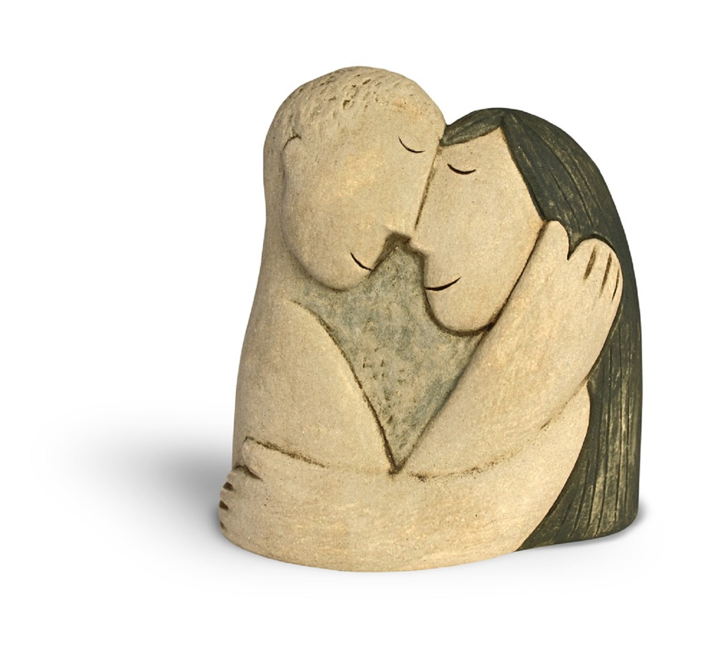 Lovers ceramic