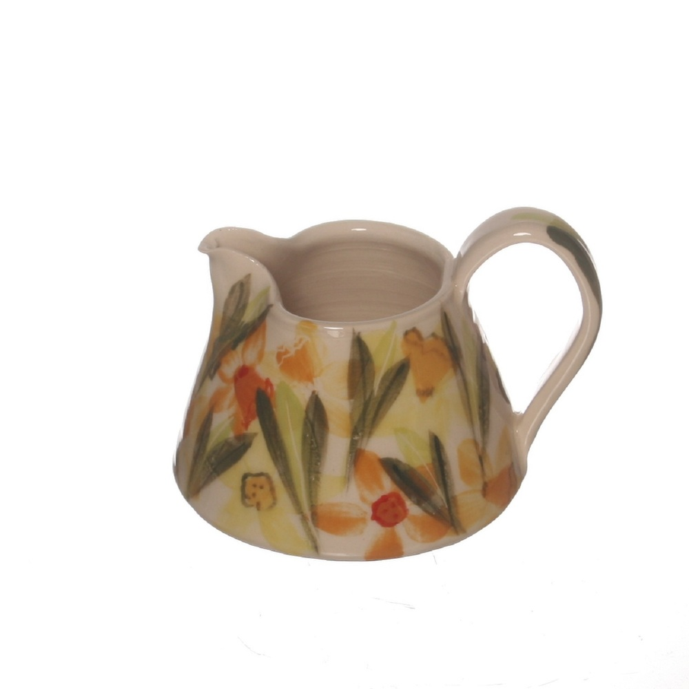 Daffodil Can Mug  ceramic