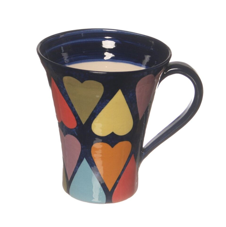 Cariad Cone Mug ceramic