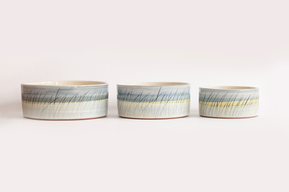 Skyline Vessel ceramic