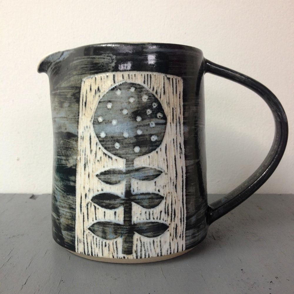 Jug ceramic