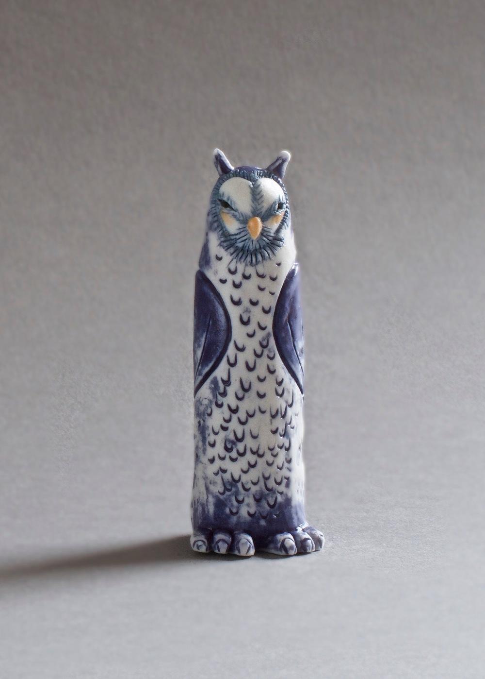 Owl Spirit   porcelain    £95