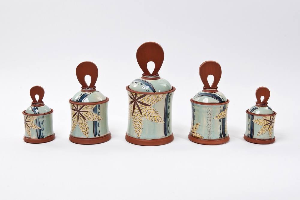 Jars  earthenware