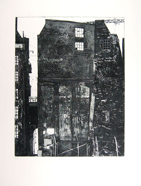 Arches I paper 76x56cm, image 51x38cm