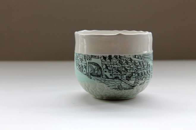 Tea Bowl 1 Porcelain  £40