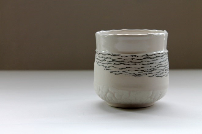 Tea Bowl 2 Porcelain  £40