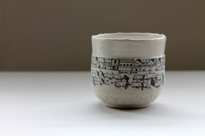 Tea Bowl 3 Porcelain  £40
