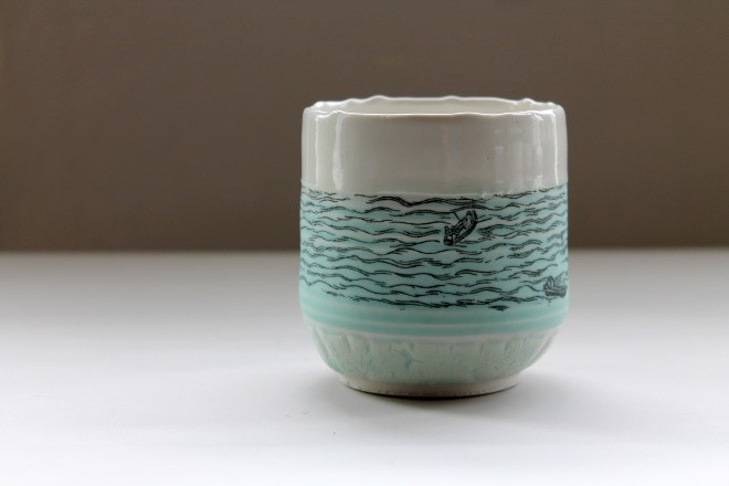 Tea Bowl 4 Porcelain  £40
