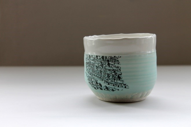 Tea Bowl 5 Porcelain  £40