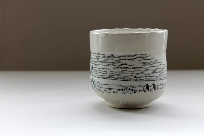 Tea Bowl 6 Porcelain  £40
