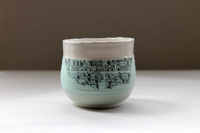 Tea Bowl 8 Porcelain  £40