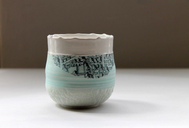 Tea Bowl 9 Porcelain £40