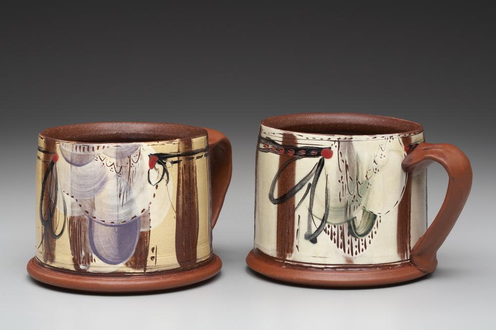 Victoria Claire Dawes   Mug  earthenware  £32