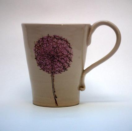 Cressida Borrett    Allium  Mug  ceramic  £26