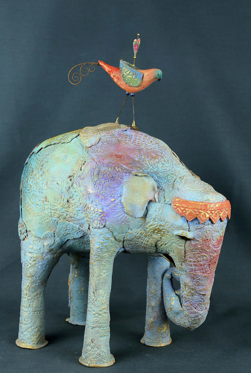 Chandani ceramic & mixed media £495