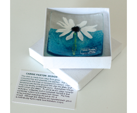 Wee Daisy Dish glass £14