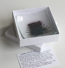 Wee Thistle Dish glass £14