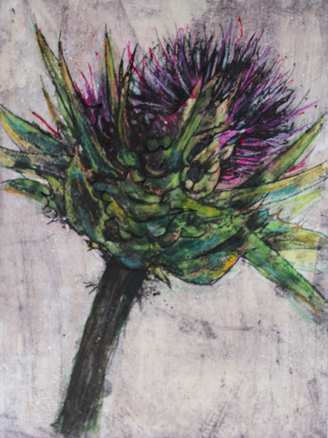 Vicky Oldfield Milk Thistle £195