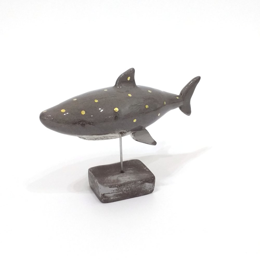 Gwen Vaughan Shark £81