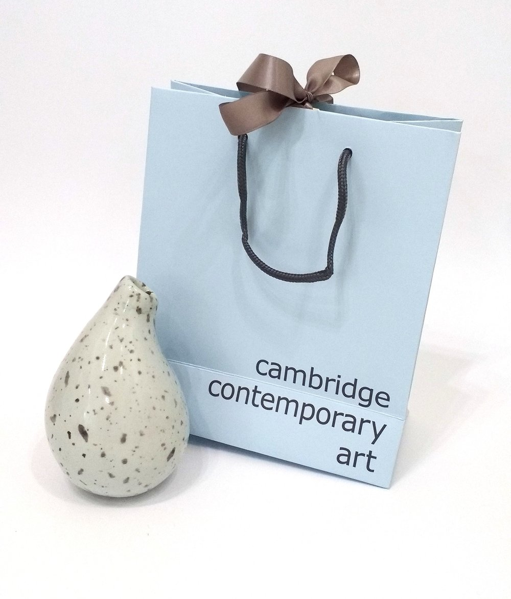Katie Timson   Small Bud Vase House Sparrow  £38