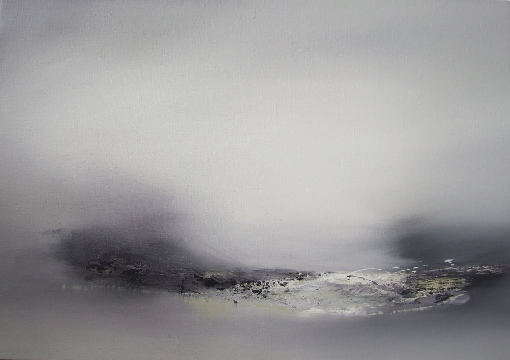 River Misted   Oil on Linen  51x71cm  SOLD