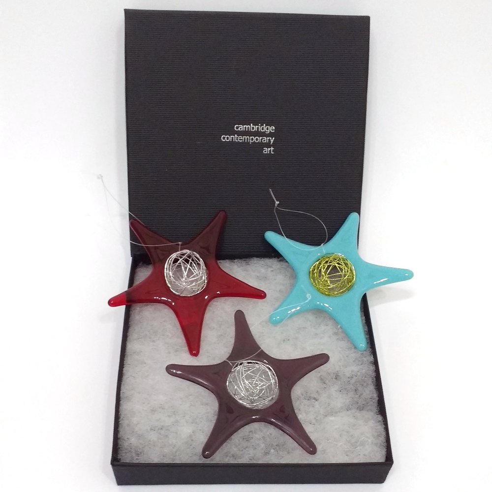Natalie Aird Wireball Stars £14 Each