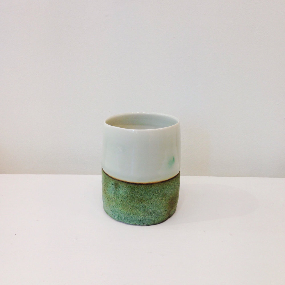 Green Hills Vessel £152 ceramic