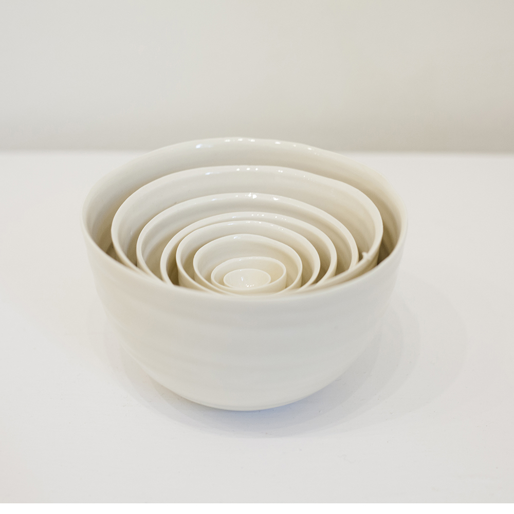 Stacking Tea Bowl Porcelain 14x9cm £360