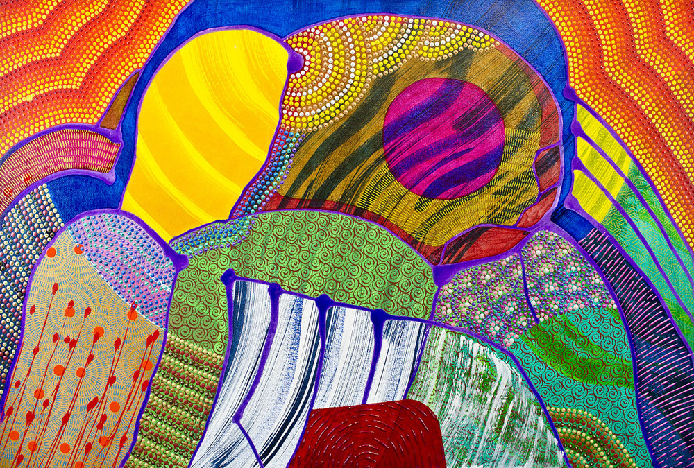 Silla de Felipe II acrylic 61 cm x 92 cm £1400