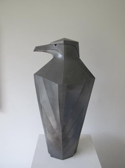 Raven pewter 55cm high £725