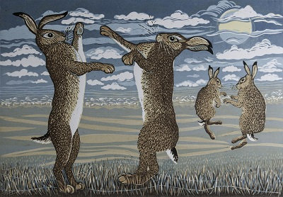 Linda Richardson March Hares