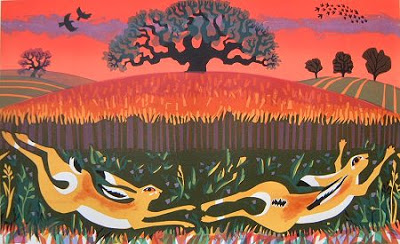 Carry Akroyd Hares Chasing