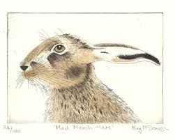 Kay McDonagh Mad March Hare