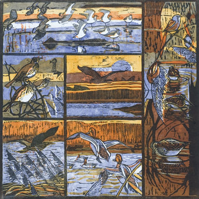 Robert Greenhalf   Minsmere Memories