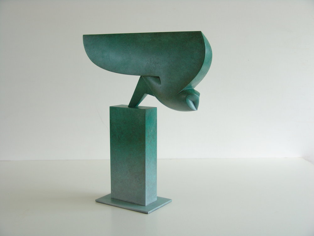 Stealth  bronze  39 x 34 x 10cm  £4600