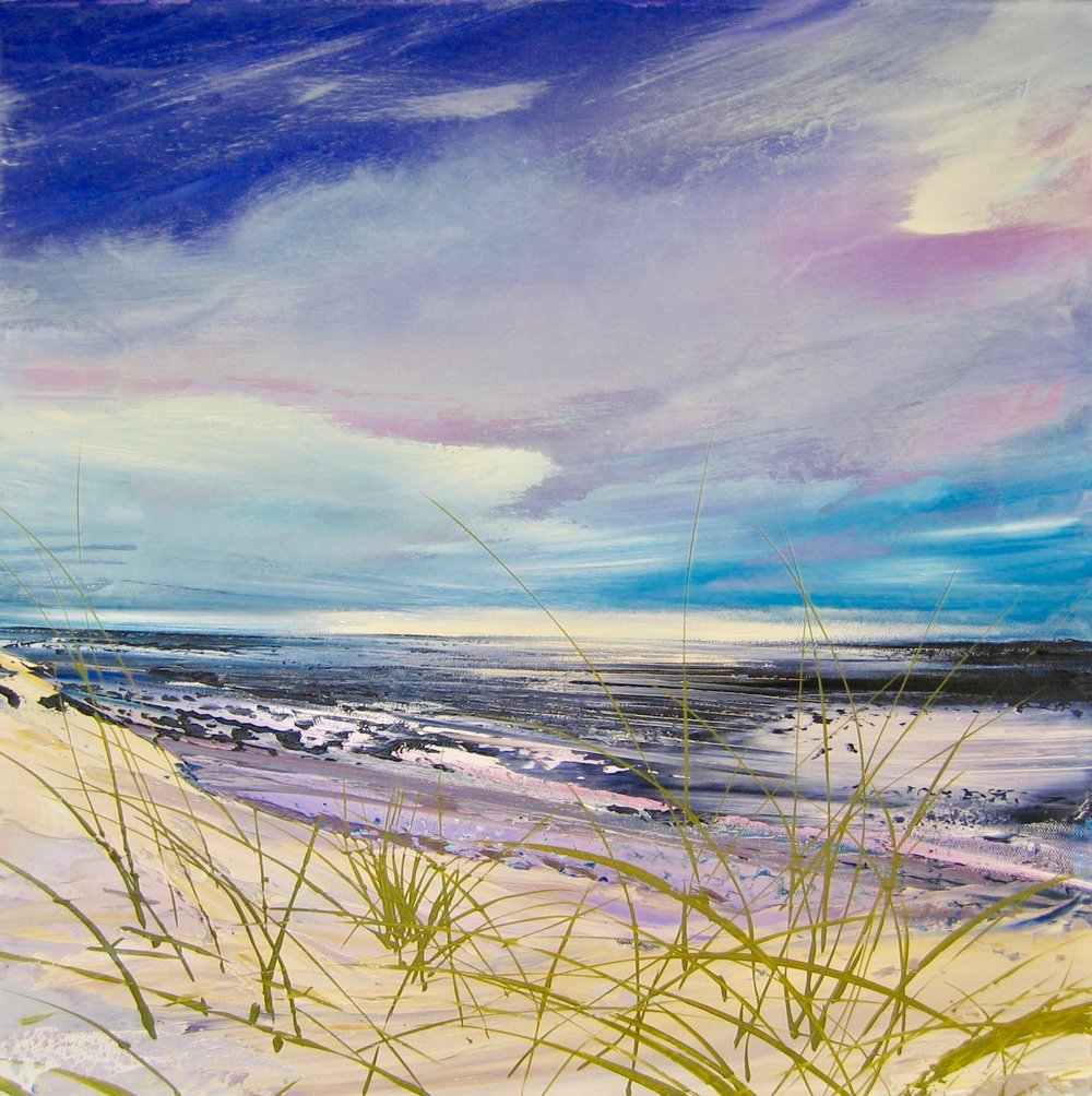 Hazy holkham 50x50cm oil on canvas.jpg