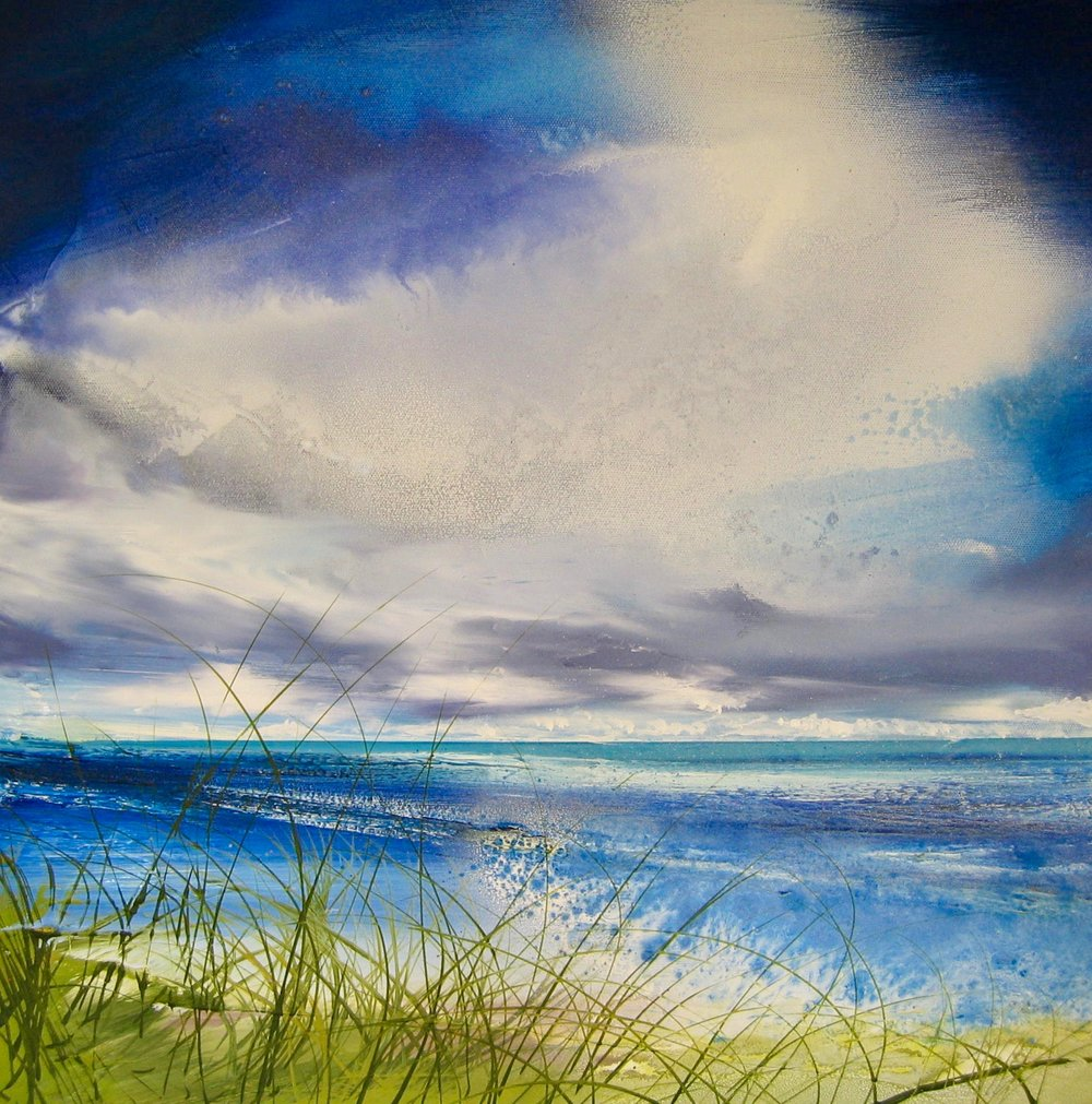 Holkham Rains 50x50cm oil on canvas.jpg
