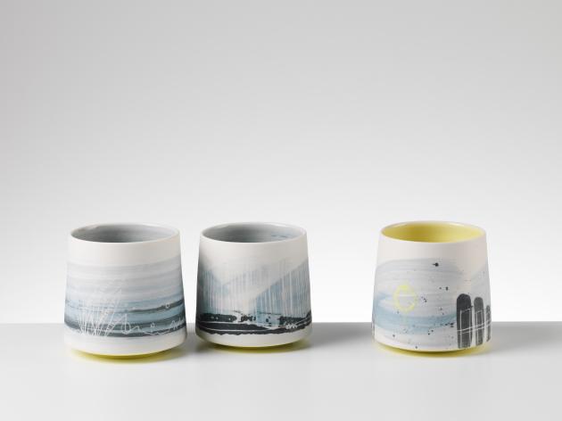 Yunomi  ceramic  £40