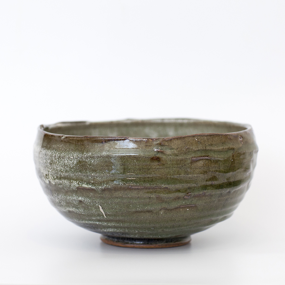 Large Bowl Dolomite and Slip  Ceramic  20cm x 10cm  £145