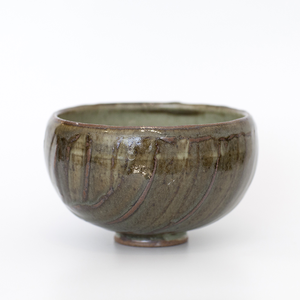 Bowl Dolomite and Slips  Ceramic  15cm x 9cm  £95