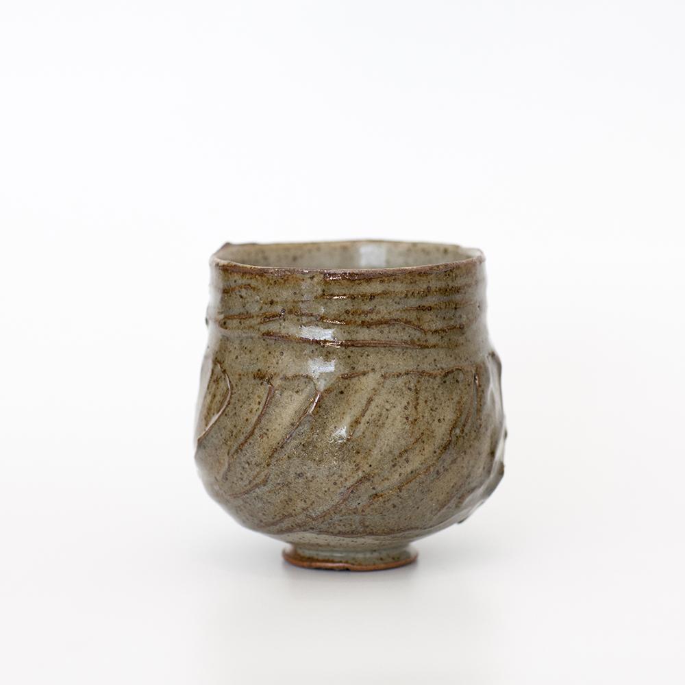Yunomi Dolomite and Slips  Ceramic  9cm x 9cm  £65