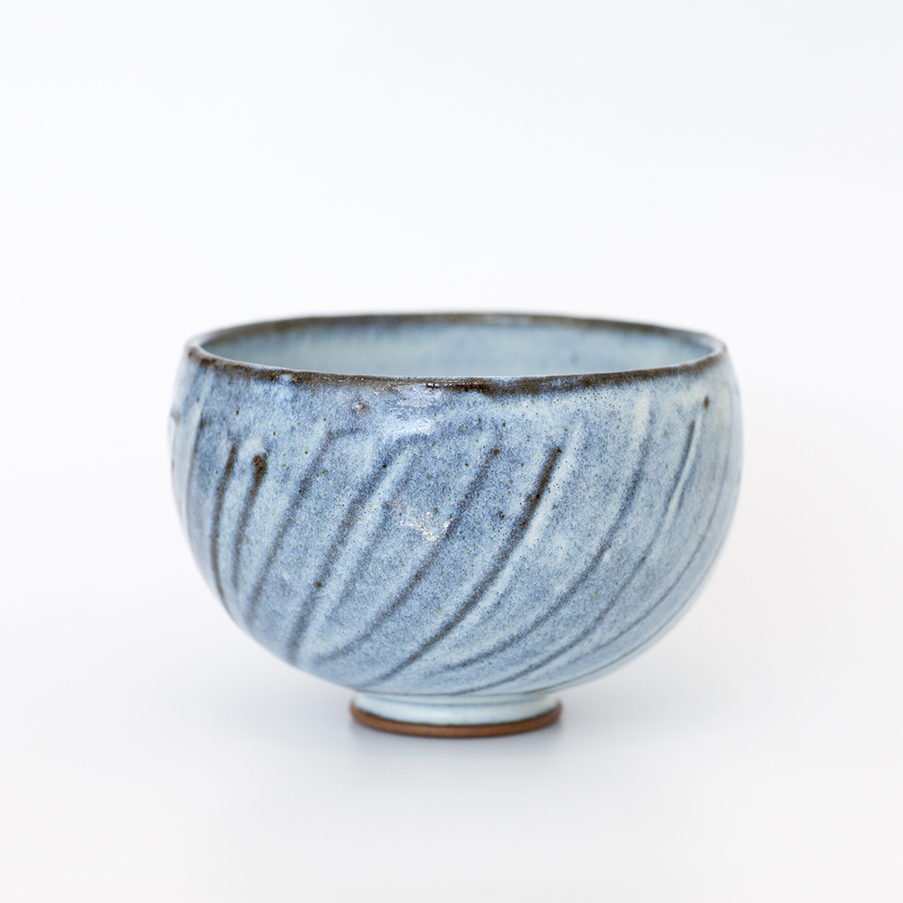 Bowl Nuka and Slip  Ceramic  15cm x 10cm  £95