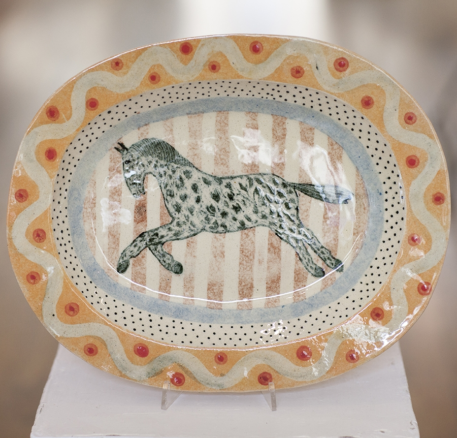 The Useful Pony  ceramic  3cm x 36cm  £460