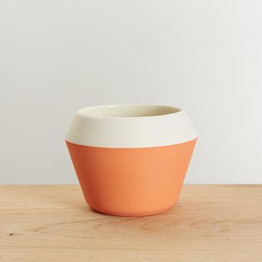 Coral Cup  Ceramic  9 cm x 9 cm  £20