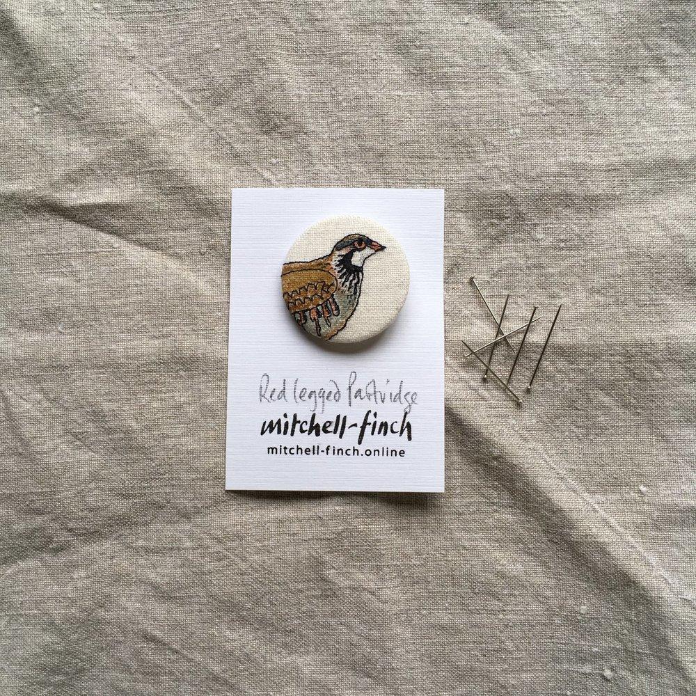 Bird Brooch  £20