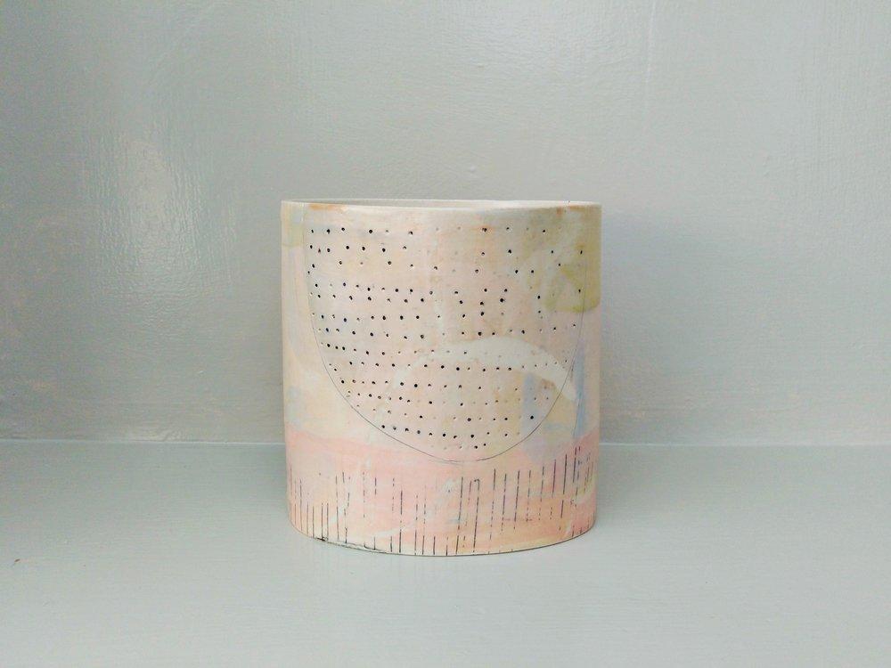 H15cm x W14cm  Ceramic  £75